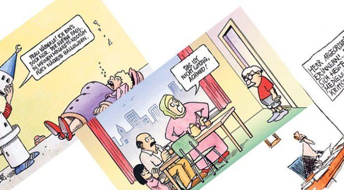 Türken- und Islamfeindlichkeit aus Sicht deutscher Karikaturisten