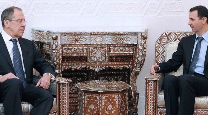Assad garantiert das Ende der Gewalt