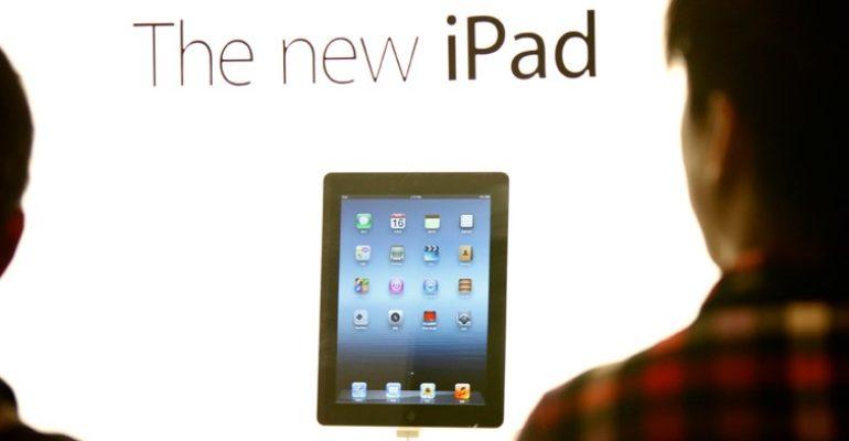 Neues iPad nicht wärmer als erlaubt