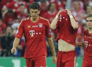 Bayerns Finaltraum geplatzt