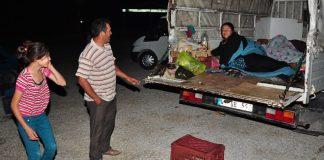 Tsunami-Panik in Fethiye