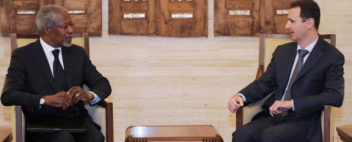 Resolutionsentwurf setzt Assad Zehn-Tages-Frist