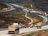 Türkei schließt Grenzen zu Syrien für Warenverkehr
