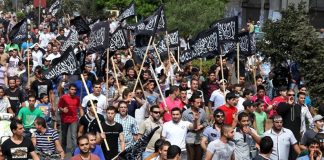 """Debatte um """"Mohammed-Video"""": Angst vor Gewalt auch in Deutschland"""