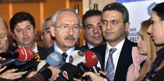 Irakische Regierung lädt türkischen Oppositions-Politiker ein