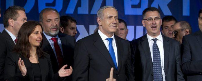 Dämpfer für Netanyahu, Erdrutschsieg für Liberale