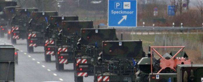"""Türkei: Bundeswehr beginnt mit der Verlegung der """"Patriot""""-Raketen"""
