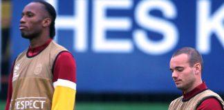 Galatasaray mit Sneijder und Drogba, Schalke wieder mit dem Hunter