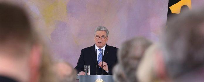 Gauck verlangt stärkere Anstrengungen für Europa