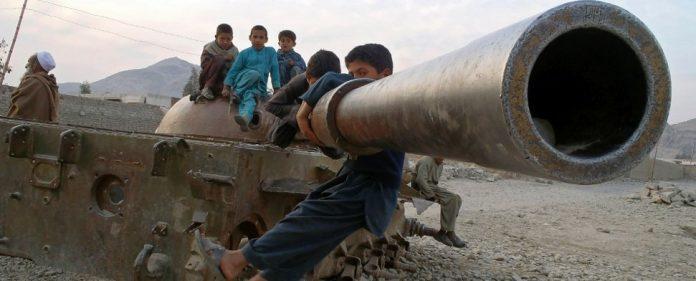Afghanistan: Zahl der zivilen Opfer sinkt erstmals seit 2001