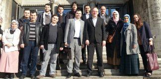 Jüdisch-muslimische Harmonie in Essen