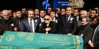 Arabesk-Star Müslüm Gürses in Istanbul beigesetzt