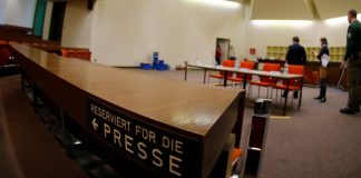 """NSU-Prozess: """"Bild"""" will auf festen Platz verzichten, Gericht lehnt ab"""