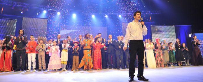 3. Deutsch-türkische Kulturolympiade mit Sabine Christiansen