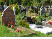 Auf dem Kölner Westfriedhof ruhen auch viele Muslime