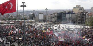 Welcher Strategie folgt die türkische Regierung?