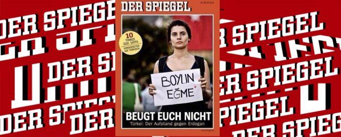 """Teşekkürler, ne kadar cömert, """"Spiegel""""!"""