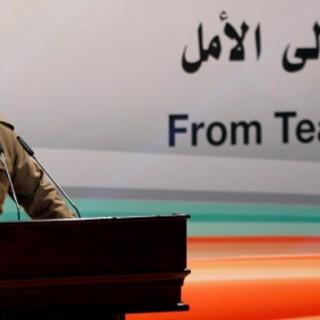 """Barzani: """"Was wir brauchen ist Frieden"""""""