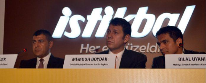 Türkischer Möbelhersteller will bis 2023 zu Top 3 der Welt zu gehören