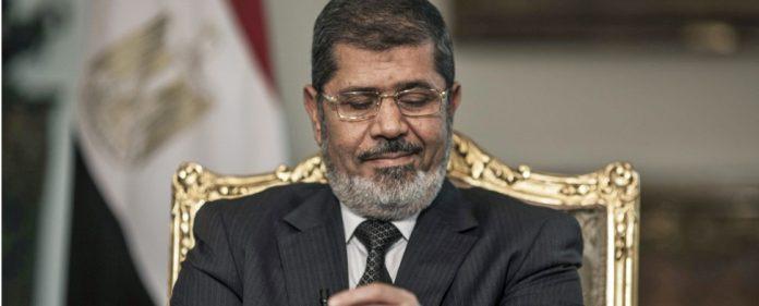 Mursi entmachtet, Verfassung außer Kraft gesetzt