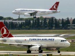 Turkish Airlines: Laptop-Verbot auf Türkei-USA-Flügen aufgehoben