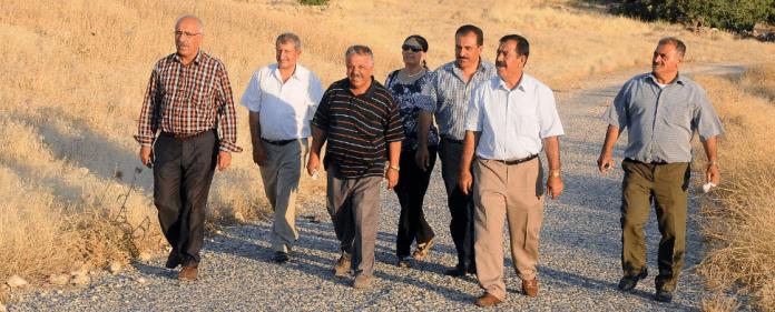 Eine zehnköpfige Kommission begutachtete im Vorfeld der Rückkehr die Lage vor Ort.