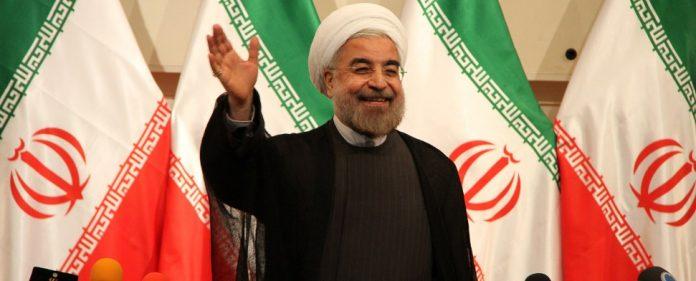 """Ruhani: """"Israel eine alte Wunde, die beseitigt werden muss"""""""