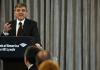 Der türkische Staatspräsident Abdullah Gül stand am Rande der UN-Generalversammlung in New York US-amerikanischen Journalisten bei einem Pressefrühstück zur Verfügung.