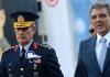 Der türkische Staatspräsident Abdullah Gül bei einer Abschlussfeier der türkischen Luftwaffe im August 2013.