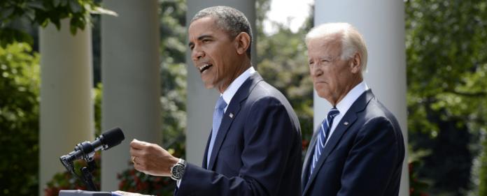 Barack Obama hält im Garten des Weißen Hauses eine Ansprache. Der US-Präsident will ohne die Zustimmung des Kongresses keinen Militätschlag gegen Syrien befehligen.