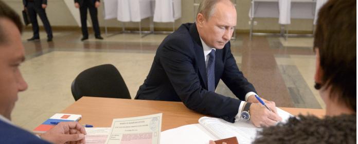 Bei der Bürgermeisterwahl in Moskau kam der ultranationalistische Blogger Nawalny auf 25,8% der Stimmen.