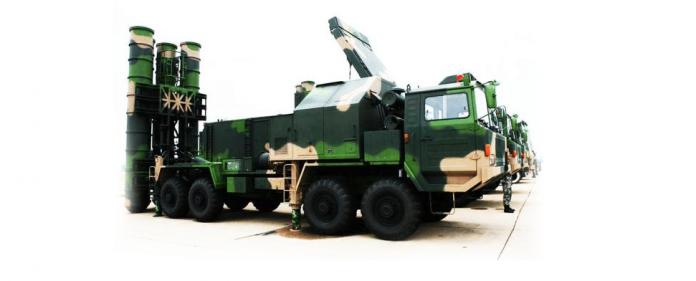 Die Vergabe des geplanten Rakentenabwehrsystems an China hat auch in den chinesischen Medien für Schlagzeilen gesorgt.