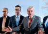 In Hessen tritt eine besonders weit rechts stehende CDU und eine sich daran anpassende FDP gegen eine besonders etatistische rot-grüne Opposition an.