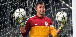 Galatasaray- und Uruguay-Keeper Fernando Muslera ist vor dem Champions-League-Spiel gegen Kopenhagen zuversichtlich.