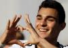 Kaan Ayhan jubelt bei einem Spiel für die deutsche U17-Nationalmannschaft. Der Deutschtürke entschied sich nun, für das Land seiner Eltern aufzulaufen.