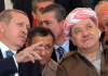 Erdogan und Barzani - dha