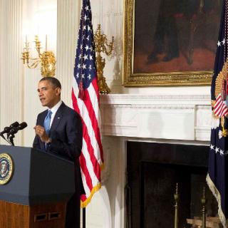 Obama in Washington - reuters