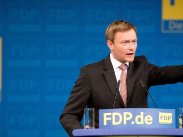 """Lindner: """"Populismus und Fake News sind eine neue Herausforderung"""""""