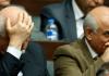 Der türkische Bildungsminister Nabi Avci während einer Franktionssitzung der AKP am 03.12.2013.