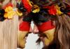 Zwei deutsche Fußballfans - reuters