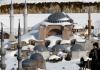 Hagia Sophia in Minyatürk.