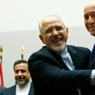 Iran in Genf - reuters