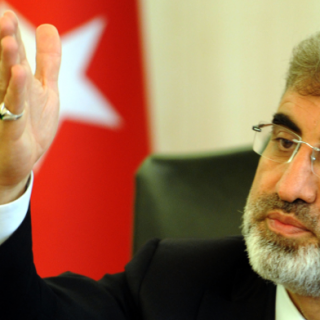Taner Yildiz der türkische Energieminister - cihan