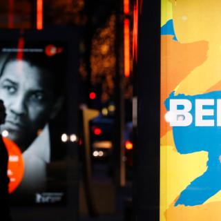 Berlinale Werbung in Berlin