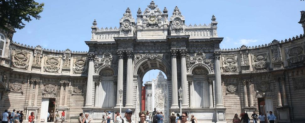 Dolmabahce armenische architektur im osmanischen reich for Architektur 3 reich