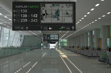 5000 Passentzüge am Atatürk Airport in Istanbul