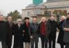 Osmanische Familienmitglieder in Konya