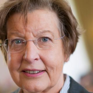 Ursula Nelles, Rektorin der Westfälischen Wilhelms-Universität Münster (Nordrhein-Westfalen), Foto vom 30.10.2012.