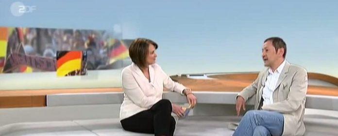 Akif Pirincci war vergangene Woche zu Gast im ZDF.