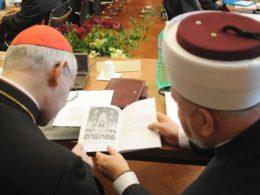 Dialog mit den Muslimen fortführen!